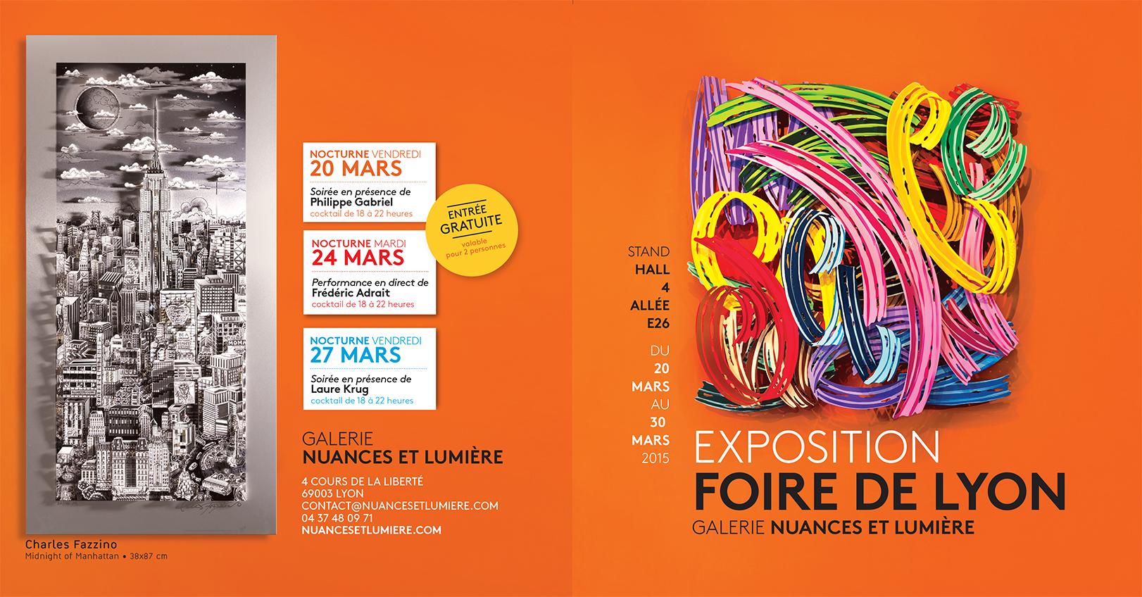 Invitation Foire De Lyon