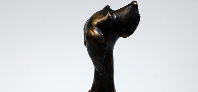 Socrate - 30 cm - Sculpture en bronze